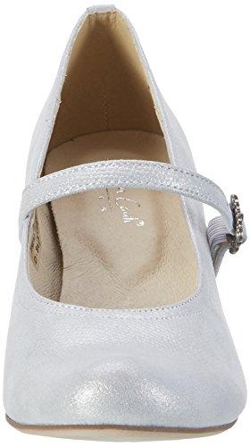Andrea Conti - 1003460, Scarpe col tacco Donna Argento (argento)