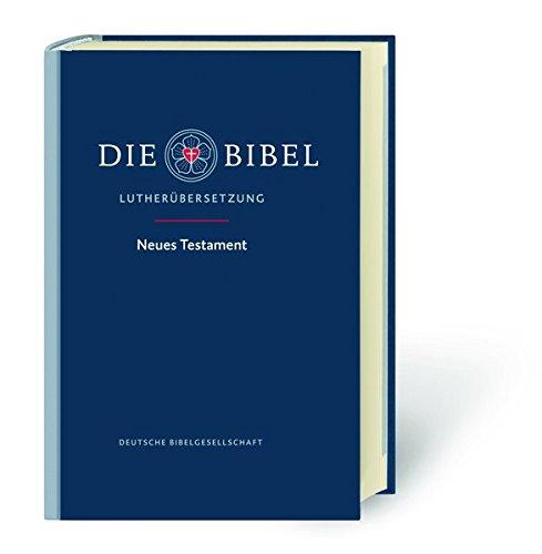 Lutherbibel revidiert 2017: Das Neue Testament im Großdruck