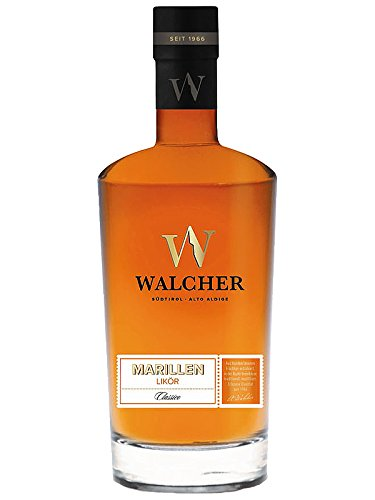 Walcher Marillenlikör Bio 28% 0,7 Liter