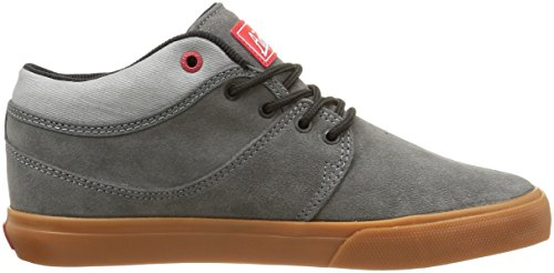 Globe Mahalo Unisex-Erwachsene Hohe Sneakers Grau (15024 charcoal)