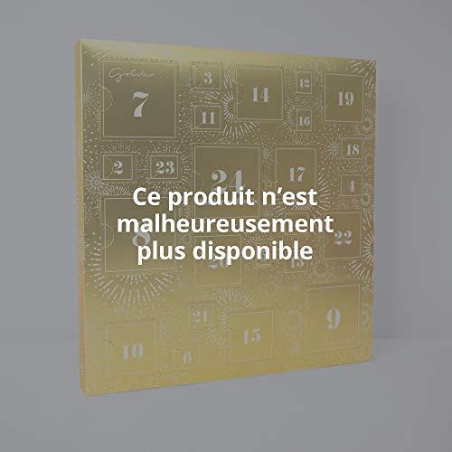 Mes-bijoux.fr Calendario dell'avvento 2019 Dorato, 24 Gioielli