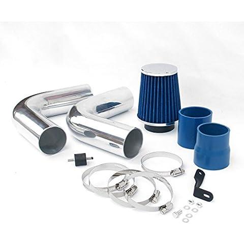 Supeedomotor Kits de admisión para Peugeot 206206CC GTI 16V 99–04Kit de inducción de aire