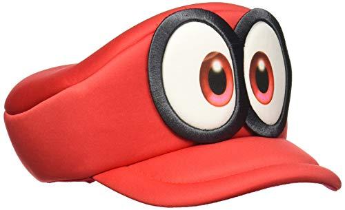 Offiziell lizenzierte Nintendo Super Mario Odyesy Cappy Cosplay Hut
