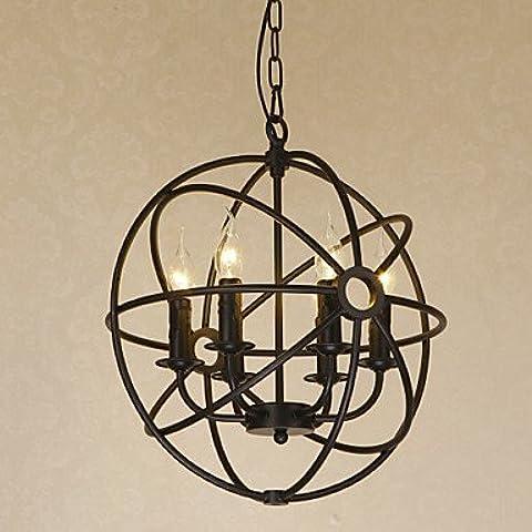 Artes claras Metal - Lámparas Colgantes - Mini Estilo - Moderno /
