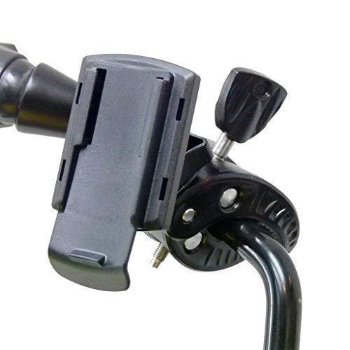 Buybits K-Tech Serrage Moto Scooter Miroir Support pour Garmin Gpsmap 62 62s 62sc 62st 62stc