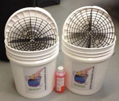 auto-rae-chem-grit-guard-heavy-duty-20l-bucket-for-2-bucket-car-wash-method-free-shampoo-wash-mit-72