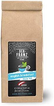 """Der-Franz Schwarztee """"Englisch Breakfast"""" in ganzen Blättern, 250g"""