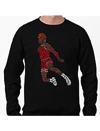 Positivos Sudaderas Jersey Jordan Basket - S