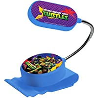 Teenage Mutant Ninja Turtles Clip on Bed Light, Blue preiswert