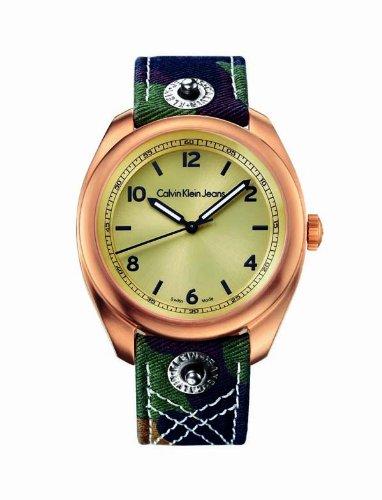 calvin-klein-herren-armbanduhr-xl-jeans-impulse-pledge-analog-textil-k5811415