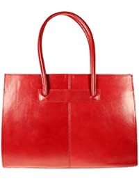Vera Pelle–Bolso de hombro señoras oficina funda Casual estilo H041