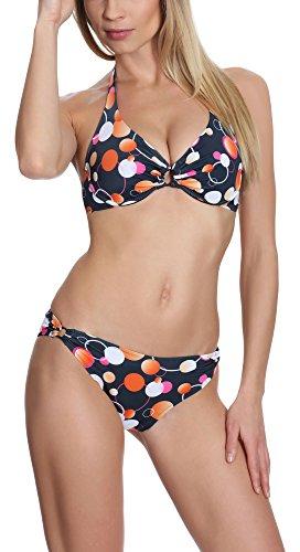 Antie Damen Bikini Set 1FR3C1N1 Muster-4