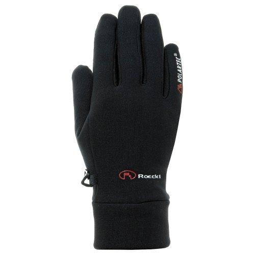 Roeckl Erwachsene Kasa Handschuhe, Schwarz, 7.5