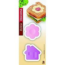 Tescoma Delicia 630937 Kids Cortadores Multiusos, Diseño de Casa y Flor