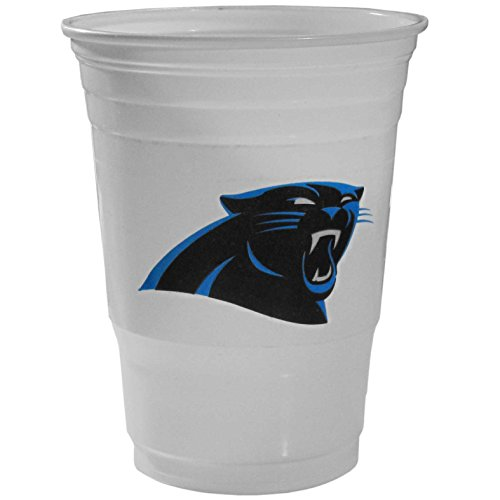 NFL Carolina Panthers Game Day Cups (– 511ml, 18Zählen)