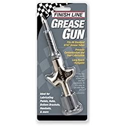 Finish Line Grease Gun - Grasa para bicicletas
