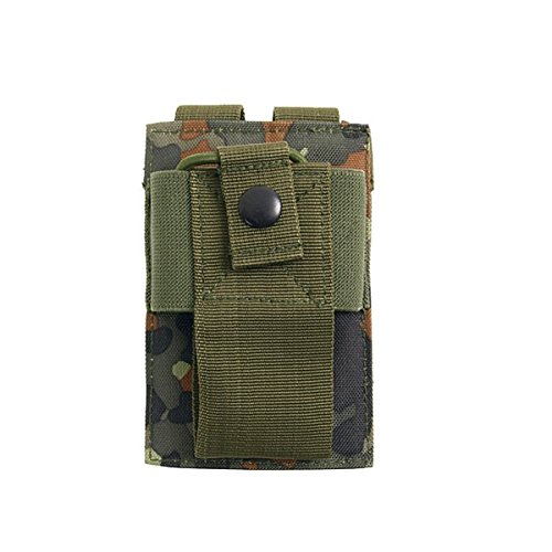 Fields Airsoft GPS Style Radio Pouch Molle Army Style 2 Way Radio's