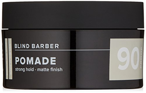 Control-finish (Blind Barber 90 Proof Hair Pomade (Matte Finish, Max Control) 50ml)