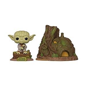 Funko- Pop Town: Star Wars-Yoda