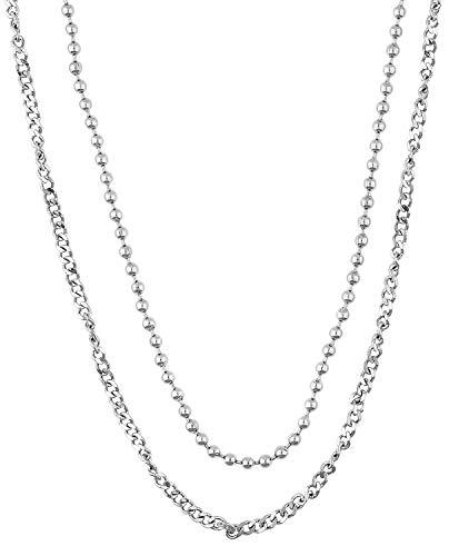Guess Mens Necklace UMN21509