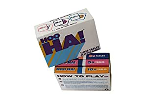 HOO HA! Maths games Times Tables 2, 5, 10 Age6-7 KS1, KS2