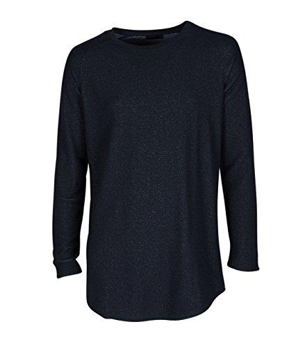 DRAKEWOOD Herren Sweatshirt Grau-Grün 02 Black