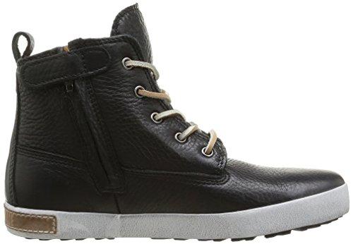 Blackstone Ck02, Boots mixte enfant Noir (Black)