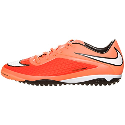 Nike Hypervenom Phelon Tf, Football Entrainement Homme Orange