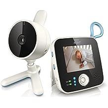 Philips Avent SCD610 Video Babyphone, schwarz