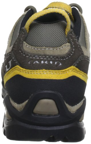 AKU ARRIBA II GTX 632, Scarpe da escursionismo e trekking unisex adulto Marrone (Braun (Marrone/Giallo 305))