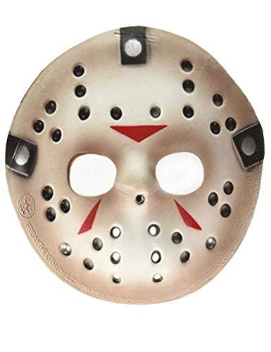 Maschera travestimento jason hockey costume halloween horror film venerdì 13