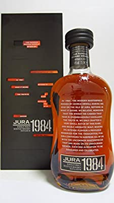 Jura - The Famous George Orwell - 1984 30 year old