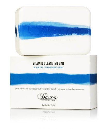 baxter-of-california-vitamin-cleansing-bar-flora-and-cassis-essence-198g-7oz