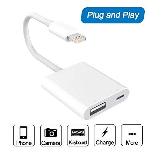 Cable adaptador USB para cámara