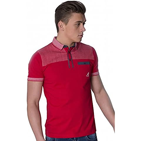 Kangol -  Polo  - Camicia - Basic - Classico  - (Finn Jersey)