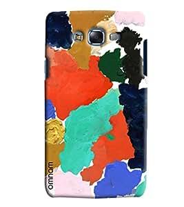 Blue Throat Color Art Effect Printed Designer Back Cover/ Case For Samsung Galaxy J7 2016