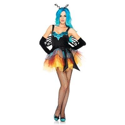 Disfraz de Mariposa Azul Para Adultos