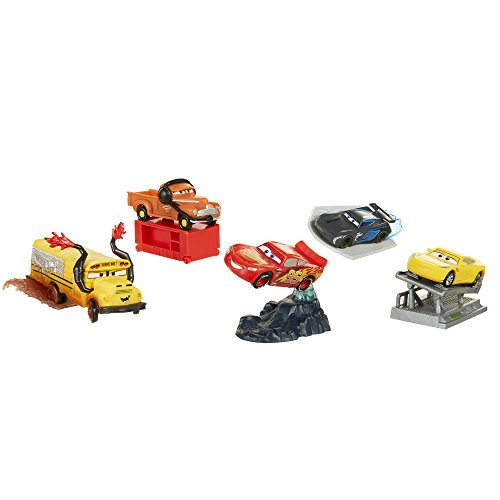 Jakks Pacific Cars 3 Figures, One size (71577-EU)