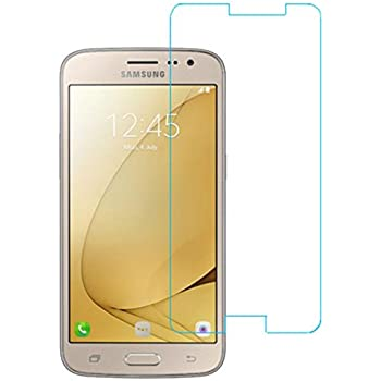MGR 25D Round Edge 9H Hardness Scratch Resistant Tempered Glass For Samsung Galaxy J2