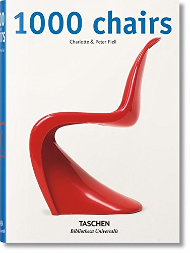 1000 Chairs Buch-Cover