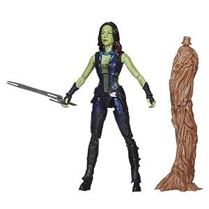 Marvel Guardianes de la Galaxia - Figura Gamora 2