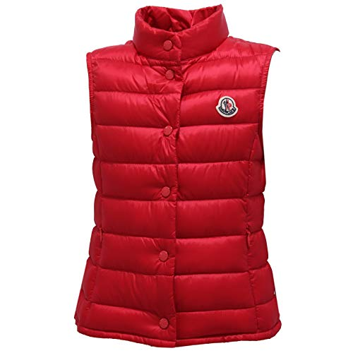 MONCLER 0948Y Piumino Smanicato Girl Bimba Liane Red Jacket Ultralight  5  Years  96a4a5e5e5a