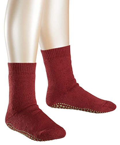 FALKE Mädchen Socken, Gr. 27-30 (Herstellergröße: 27-30) Rot (maroon 8102)