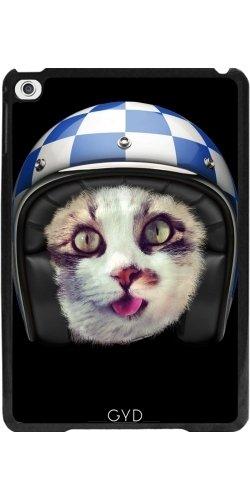 Custodia per Apple Ipad Mini 4 - Biker Gatto by wamdesign
