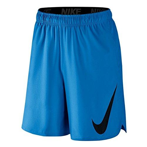 "Nike Herren Hyperspeed Woven 8"" Shorts Gris / Negro (Anthracite/Black)"