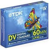 20 Bandes de TDK DVM 60 min Mini DV Caméscope