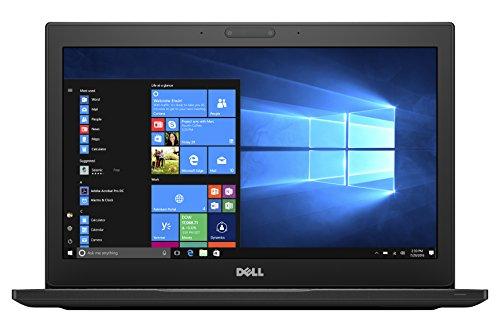 """DELL Latitude 7280 2.8GHz i7-7600U Intel Core i7 di settima generazione 12.5"""" 1920 x 1080Pixel Nero Computer portatile"""