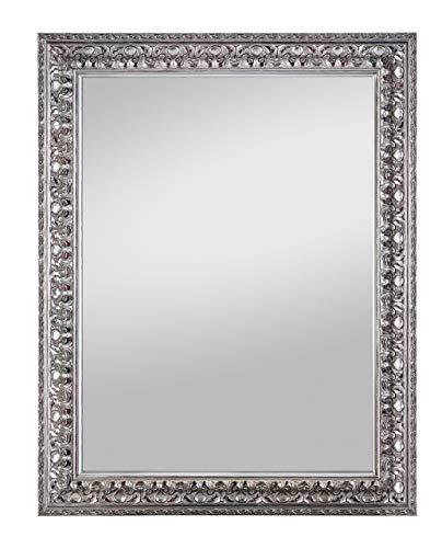 Spiegelprofi Spiegel, Silber, 2.6cm l x 55cm b x 70cm h