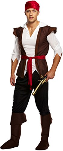 RWACHSENE KOSTÜM KOSTÜM PIRATIN CARIBBEAN MÄDCHEN KLEID KOSTÜM (Caribbean Pirate Girl Kostüme)