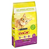 Go-Cat PURINA Adult Cat with Chicken and with Duck dry food 10 KG